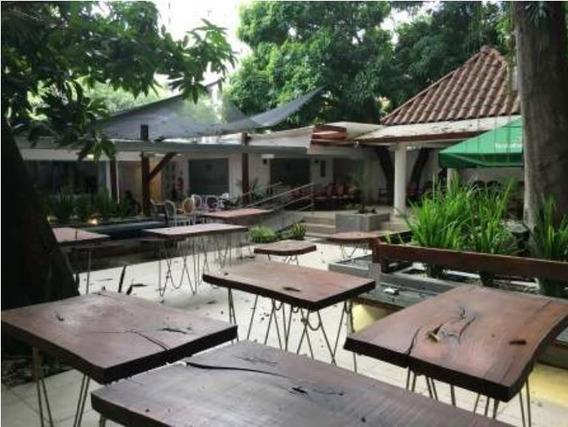 Jac 19-300 Casa Comercial En Alquiler Para Restaurante