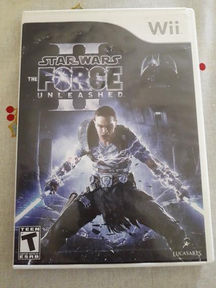 Jogo Nintendo Wii - Star Wars The Force Unleashed Ii