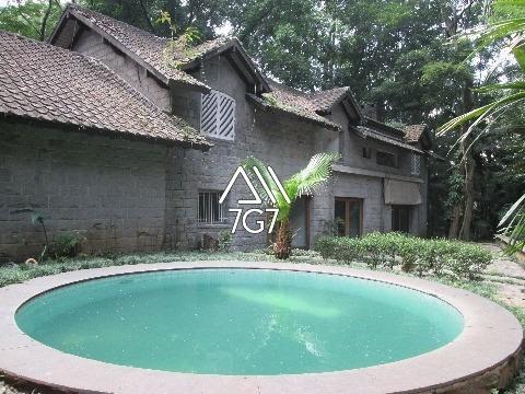 Casa Para Venda Real Parque - Ca00085 - 32157326