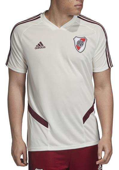 Remera adidas Futbol River Plate Hombre Cr/bd