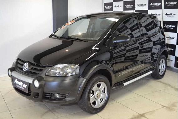 Volkswagen Crossfox 1.6 8v(sp)(totalflex) 4p