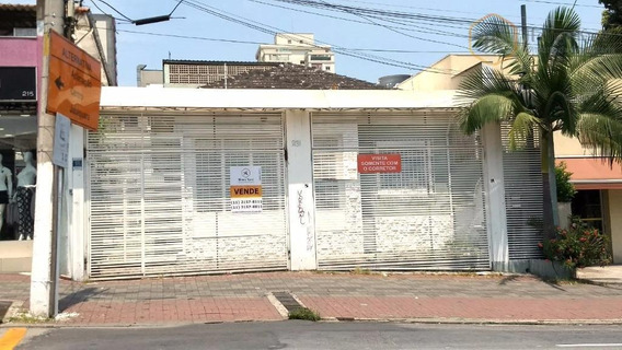 Casa Comercial À Venda, Vila Clementino, São Paulo. - Ca0061