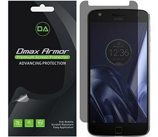[2-pack] Dmax Armor For Motorola Moto Z Play/moto Z Play Dro