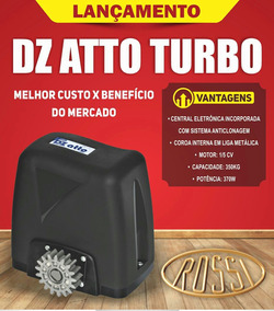 Dz Atto Turbo