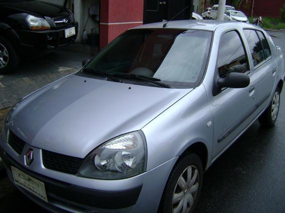 Clio Sedan Exp 1.6 Flex