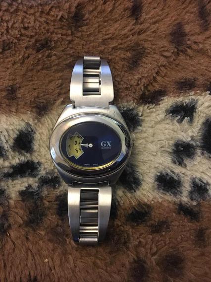 Reloj Gx Unisex De Acero Inoxidable.