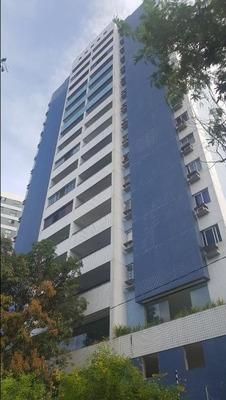 Apartamento Em Madalena, Recife/pe De 125m² 3 Quartos À Venda Por R$ 650.000,00para Locação R$ 1.800,00/mes - Ap192084lr