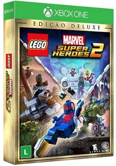 Lego Marvel Super Heroes 2 Edição Deluxe Xbox One
