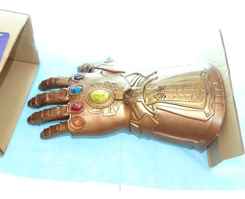 Manopla Do Infinito Marvel Legends Thanos Hasbro - No Brasil