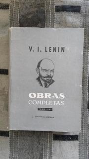 Lenin Obras Completas Solo Tomo Xxv