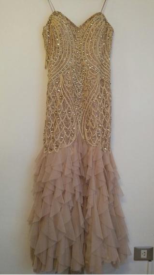 Vestido De Fiesta, Alta Costura