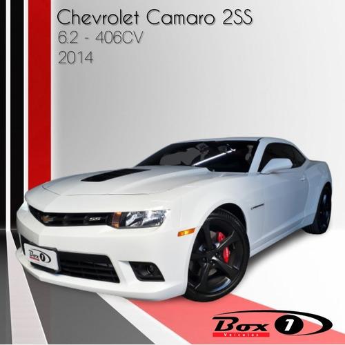 Chevrolet Camaro 2ss 406cv V8 6.2 2014