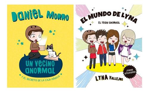 Pack Vallejos Y Morro - Mundo Lyna + Vecino Anormal - Altea*