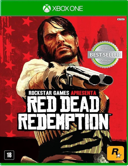 Red Dead Redemption Xbox One Midia Digital