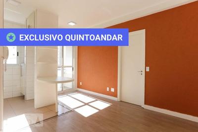 Apartamento No 6º Andar Com 1 Dormitório E 1 Garagem - Id: 892931337 - 231337