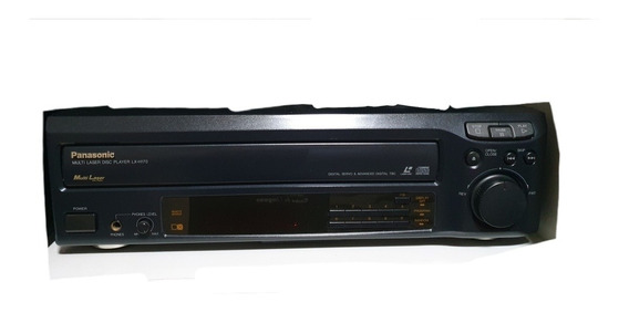 Laserdisc Ld Player Panasonic Lx H170 Japan Novissimo