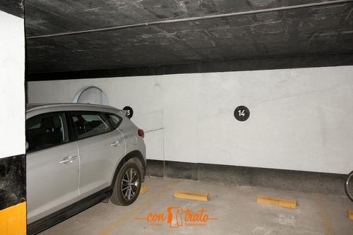 Imagen 1 de 1 de Amplia Y Cómoda Coch En Edificio C/seg Las 24 Hs, A 1/2 Cuadra De Plaza Alberdi !