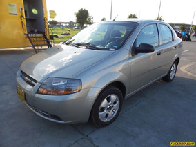 Chevrolet Aveo Emotion Gt 1.6l Mt 5p Aa 1ab