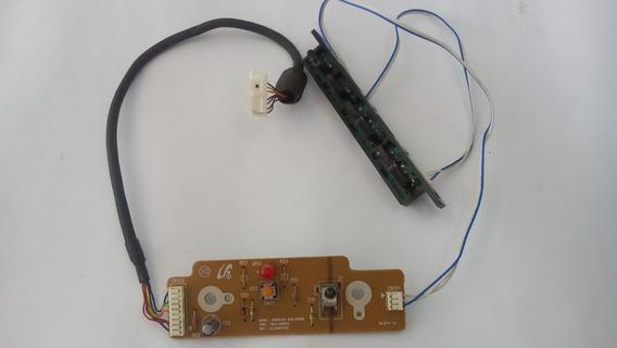 Placa Sensor E Teclado Tv Samsung Ln32r71bax