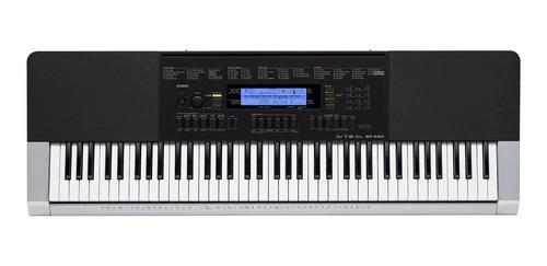 Casio Wk240 Teclado Organo De 76 Teclas Y 6 Octavas