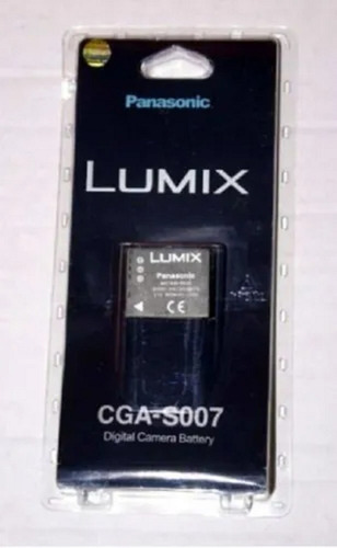 Bateria Cga-s007 Panasonic Lumix Dmc-tz1 Tz2 Tz3 Tz4 Tz5