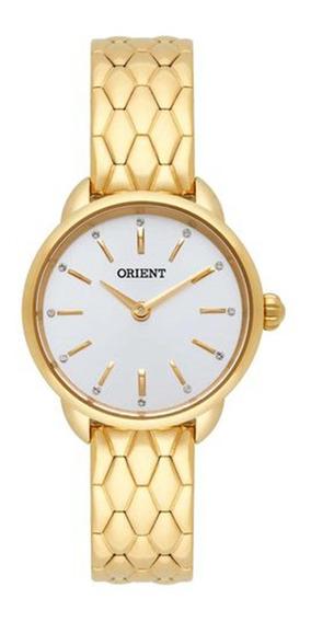 Relógio Orient Feminino Analógico Fgss0093 S1kx