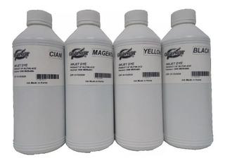 Tinta X Litro Impresoras Canon Tipo Dye Sistemas Continuos