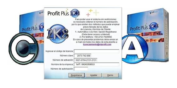 Generador Licencia Profit 2k8