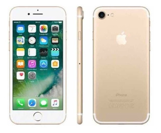 iPhone 7 Gold 32gb Semi Novo Parcelo Ate 3x 1.800