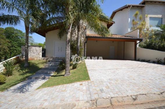Casa Para Alugar, 240 M² Por R$ 3.600,00/mês - Condomínio Metropolitan Park - Paulínia/sp - Ca1284