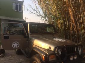 Jeep Wrangler Se 5vel Techo Duro Mt 1999