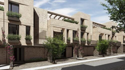 Villa Con Roofgarden En Preventa En El Corazón De Juriquilla