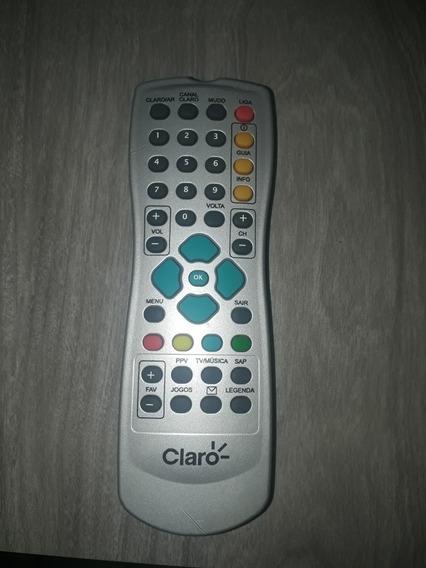 Controle Remoto Claro Tv Sd
