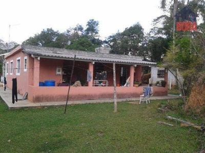 Sítio Rural À Venda, Rio Acima, Mairiporã. - Si0012