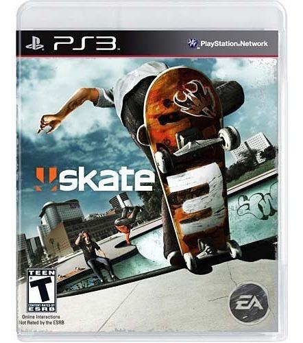 Skate 3 Ps3 - Leia Descrição