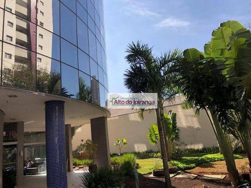 Imagem 1 de 8 de Sala À Venda, 32 M²  Ipiranga - São Paulo/sp - Sa0132
