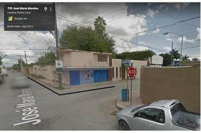 Casa En Esquina De Jesús Ramal Garza Con Morelos