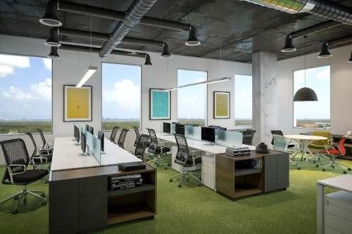 En Venta Oficina Ejecutiva Pent House En Una Zona De Alta Plusvalía Y Expansón De Cancún