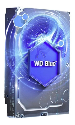 Western Digital Wd Blue 1tb Disco Duro Sata Pc Portátil 2.5