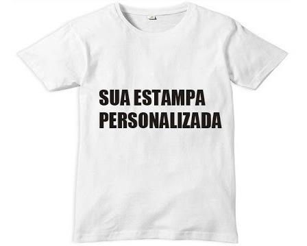 10 Camisas Personalizadas