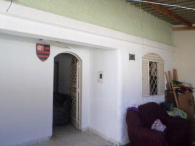 Vd Casa 3 Qts + Casa De Fundos Qno 16 Seto O Cei-df
