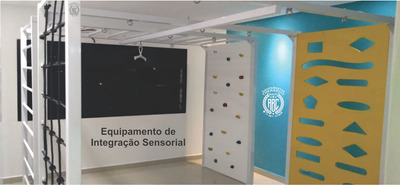 Equip Integração Sensorial - Terapia Ocupacional - Therasuit