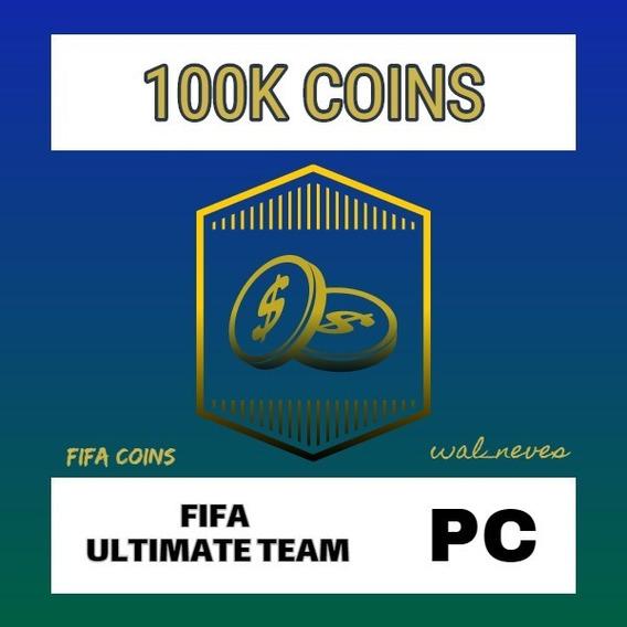 Coins Fifa Pc 100.000