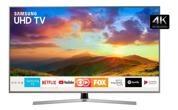 Smart Tv Led Samsung 65 , 4k, Hdmi, Usb - Un65nu7400gxzd