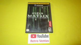 Enter The Matrix Gamecube Gc Game Cube