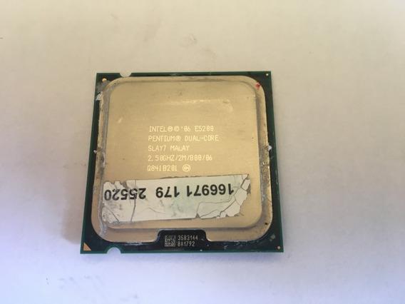 Processador Intel Dual Core E5200 2.5ghz Lga 775