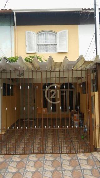 Sobrado Com 2 Dormitórios À Venda, 115 M² Por R$ 600.000 - Lapa - São Paulo/sp - So1386