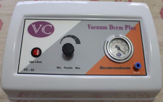 Vacuo + Kit Facial Mais Kit Corporal E Kit Extrator De Cravo