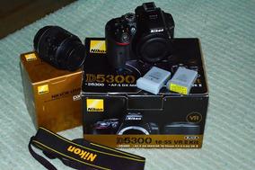 Camera Fotografica Nikon D5300 Semi Nova