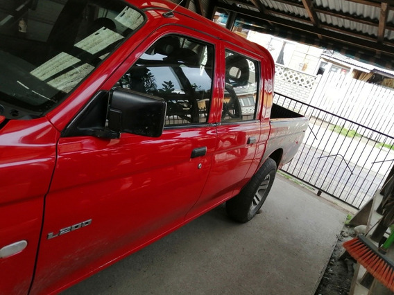 Mitsubishi L200 Petrolera